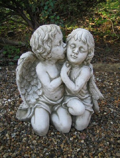 KAC23 Large Cherub Lovers